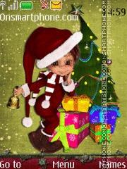 Merry Xmas 05 theme screenshot