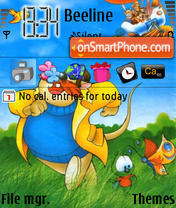 Chip theme screenshot