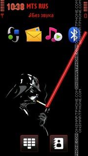 Lord Vader - Star Wars tema screenshot