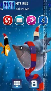 Capture d'écran Oceans Holiday thème