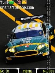 Sport Cars theme screenshot