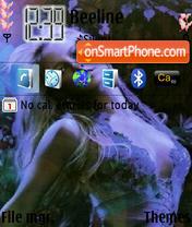 Скриншот темы Britney