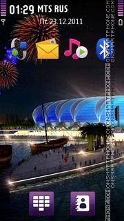 Doha Port International Stadium Khalifa Theme-Screenshot