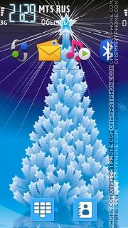 New Year 05 theme screenshot
