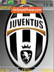 Juventus Logo theme screenshot