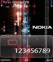 2012 Nokia theme screenshot