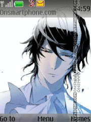 Noblesse tema screenshot