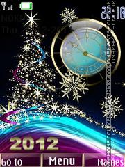 2012 theme screenshot