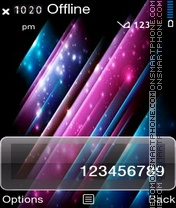 Destiny theme screenshot