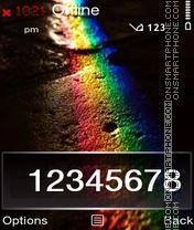 Memory theme screenshot