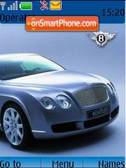 Bentley 03 es el tema de pantalla