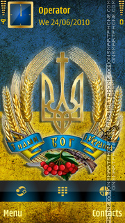 God with us and Ukraine - BLV es el tema de pantalla