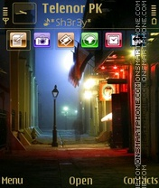 View City theme screenshot