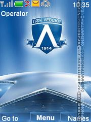 Levski sofia es el tema de pantalla