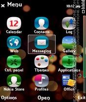 Shiney anna spot theme screenshot