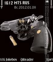 Скриншот темы Revolver