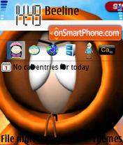 Southpark 01 theme screenshot