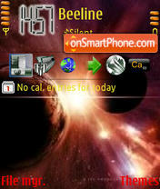 Romany4 theme screenshot