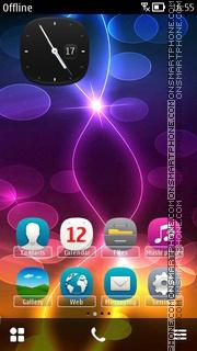 Скриншот темы 2012 Evolution Belle 01