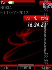 RED ver2 By ROMB39 theme screenshot