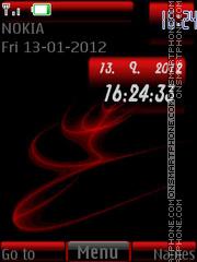RED ver2 By ROMB39 es el tema de pantalla