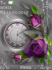 Roses1 theme screenshot