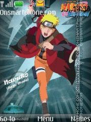 Sage Naruto 01 es el tema de pantalla