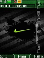 Nike 04 theme screenshot