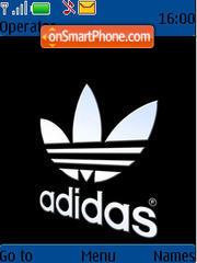 Скриншот темы Adidas Old School