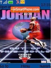 Jordan 01 theme screenshot