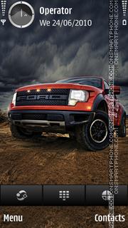 Ford theme screenshot