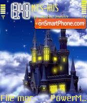 Fantasy Castle es el tema de pantalla