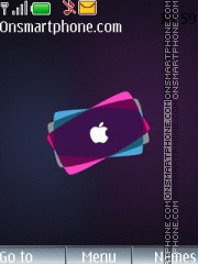 Apple 22 theme screenshot