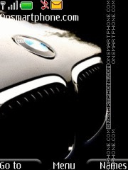 Bmw M6 13 theme screenshot