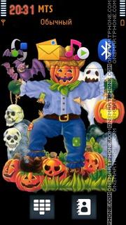 Halloween 2025 es el tema de pantalla