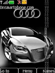 Audi 27 Theme-Screenshot