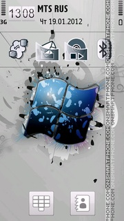 Windows 5th theme screenshot