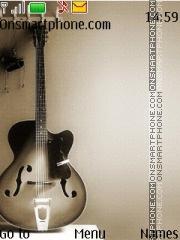 Guitar Tone es el tema de pantalla
