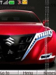 Suzuki 03 theme screenshot