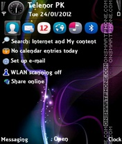 Colors Anna theme screenshot