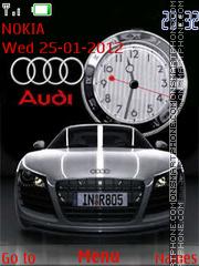 Audi Theme-Screenshot
