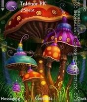 Fantasy Home theme screenshot