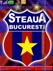 Fc Steaua With Tone theme screenshot