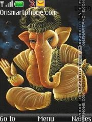 Lord Ganesha 05 theme screenshot
