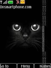 Black Cat 12 theme screenshot