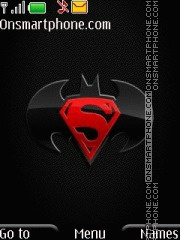 Superman And Batman Theme-Screenshot