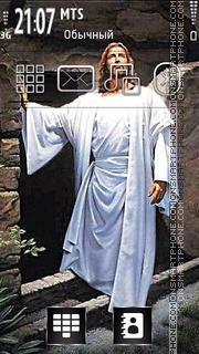 Jesus 28 es el tema de pantalla