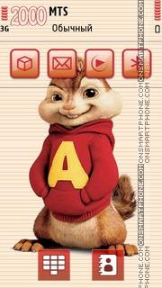 Alvin And The Chipmunks 03 es el tema de pantalla