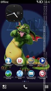Dragon 2013 es el tema de pantalla