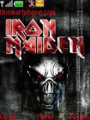 Iron Maiden 07 es el tema de pantalla